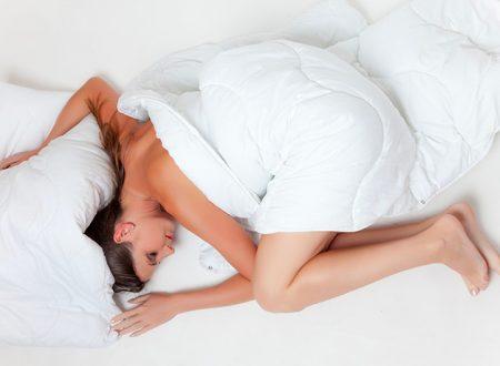 Posizione nel sonno: quale quella corretta?