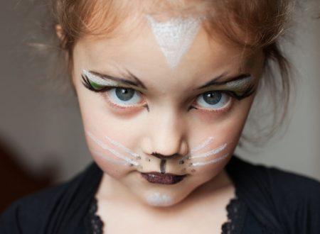 Trucco per Carnevale per bambini